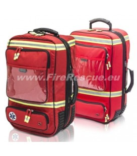 ELITE BAGS EMERGENCY BAG EMERAIR'S - RED 1000D