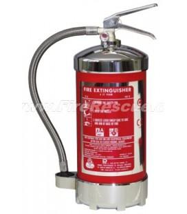 PII FIRE EXTINGUISHER FOAM AFFF 6 L CROM SERIES - F