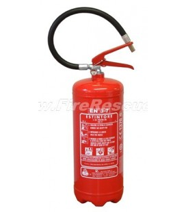 PII FIRE EXTINGUISHER ABC POWDER 6 KG