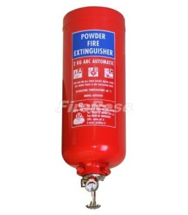 PII FIRE EXTINGUISHER ABC POWDER 2 KG - AUTOMATIC