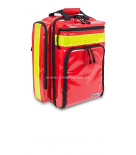 ELITE BAGS EMS NOTFALLRUCKSACK RESCUE TARPAULIN - ROT