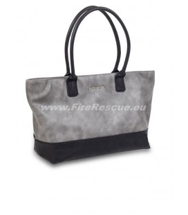 ELITE BAGS HOME CARE BAG TOTE'S - GREY