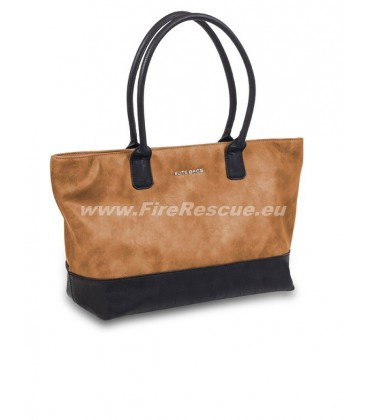ELITE BAGS HOME CARE BAG TOTE'S - CAMEL