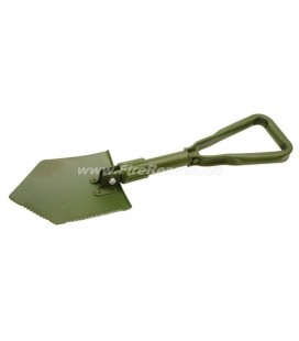 FOLDING SPADE - ORIGINAL GERMAN ARMY