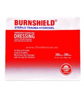 BURNSHIELD BRANDWUNDENVERBAND KOMPRESSE 20 x 20 CM