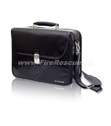 ELITE DELUXE BAG DOCTOR'S - BLACK