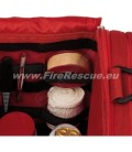 ELITE FIRST AID BAG JUMBLE'S - RED