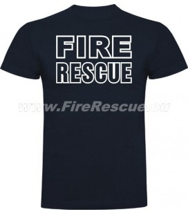T-SHIRT FIRE RESCUE